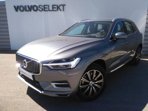 VOLVO XC60 T8 Twin Engine 303 + 87ch Inscription Luxe Geartronic