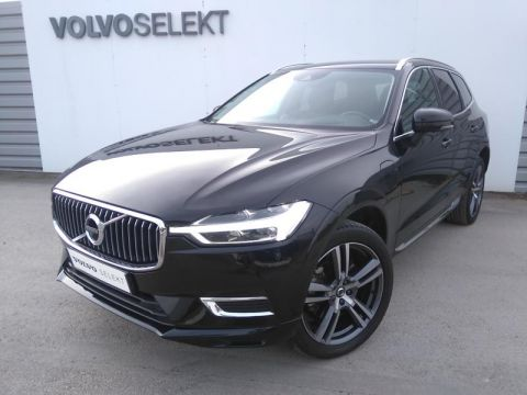VOLVO XC60 T8 Twin Engine 320 + 87ch Inscription Luxe Geartronic