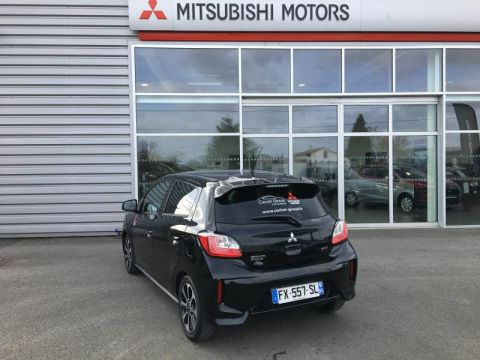 MITSUBISHI Space Star 1.2 MIVEC 80ch Red Line EDITION CVT