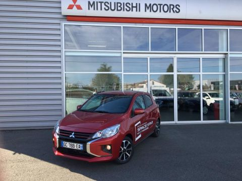 MITSUBISHI Space Star 1.2 MIVEC 71ch Red Line EDITION CVT 2021